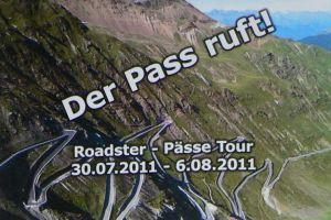 Der Pass ruft! Tour 2011