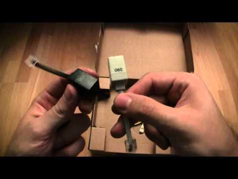 AVM FRITZ!Box WLAN 7390 Unboxing Video