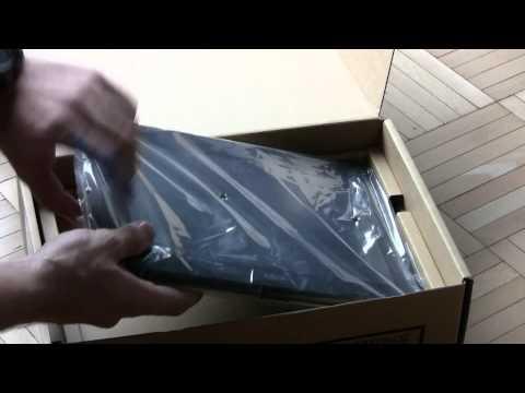 Fujitsu Stylistic Q550 Unboxing Video