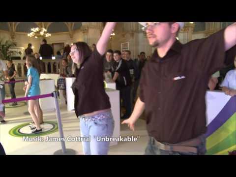 Game City 2010: ich und Kinect
