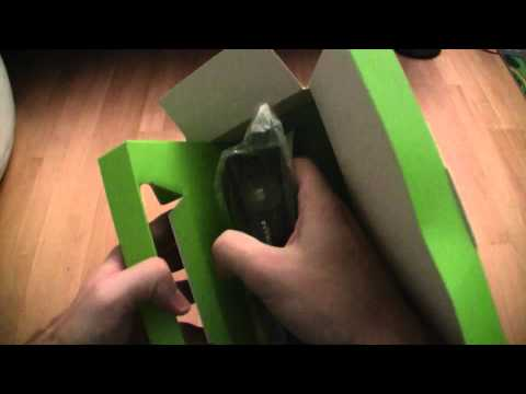Nyko Zoom for Kinect Unboxing