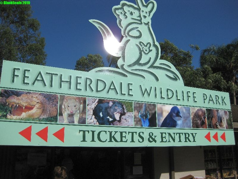Read more about the article Featherdale Wildlife Park