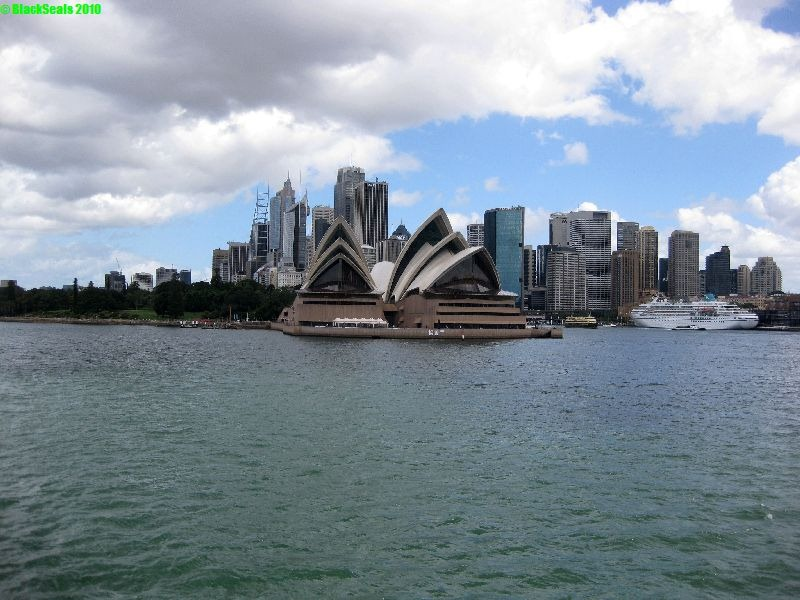 Read more about the article Rundfahrt Sydney