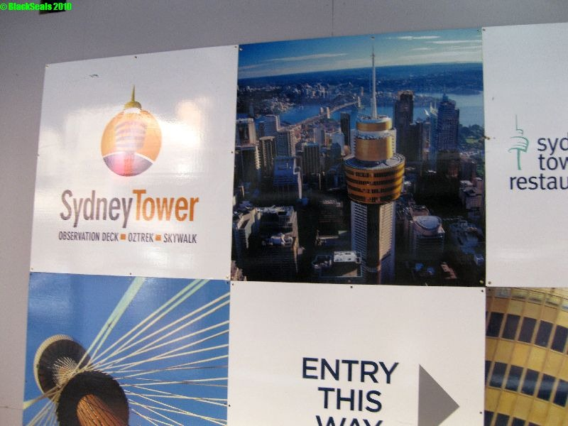 Read more about the article Sydney Tower
