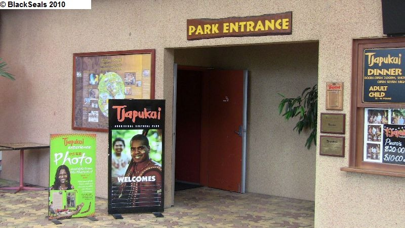 Read more about the article Tjapukai