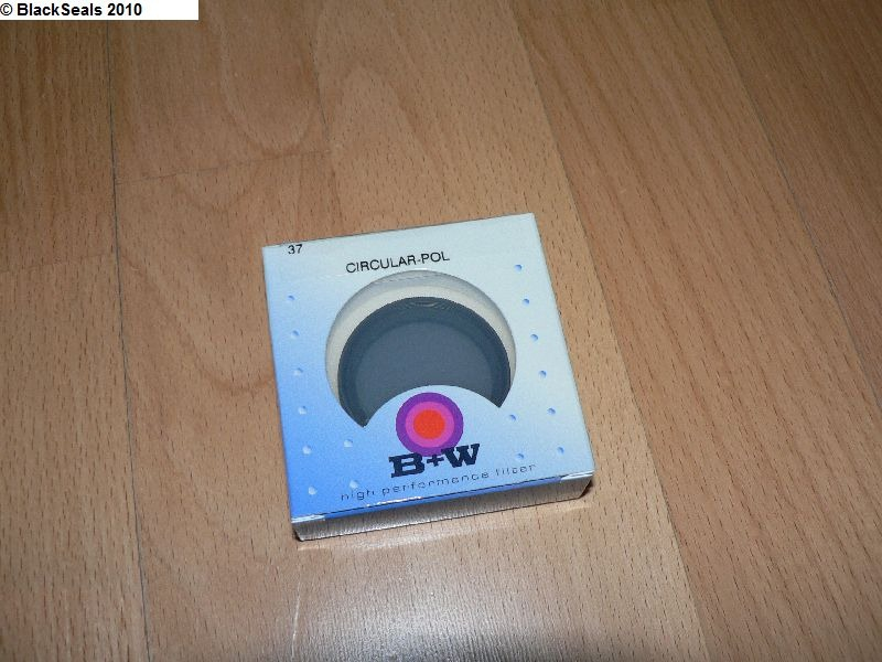 Read more about the article Mini-Stativ und 37mm Polfilter
