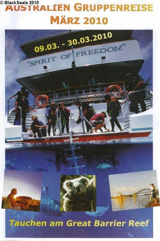 Read more about the article Fazit Australien Gruppenreise 2010
