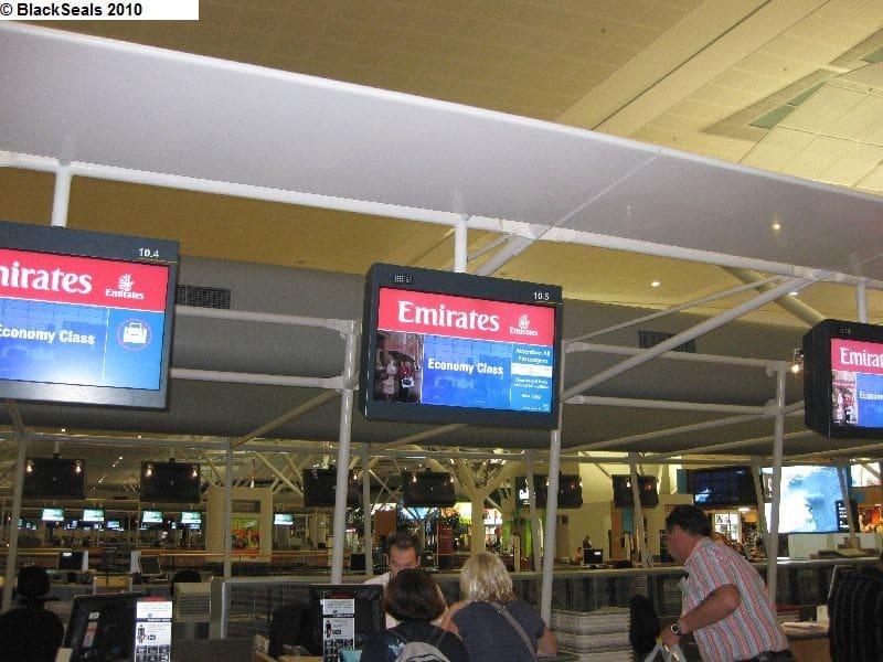 Read more about the article Wieder am Flughafen Brisbane