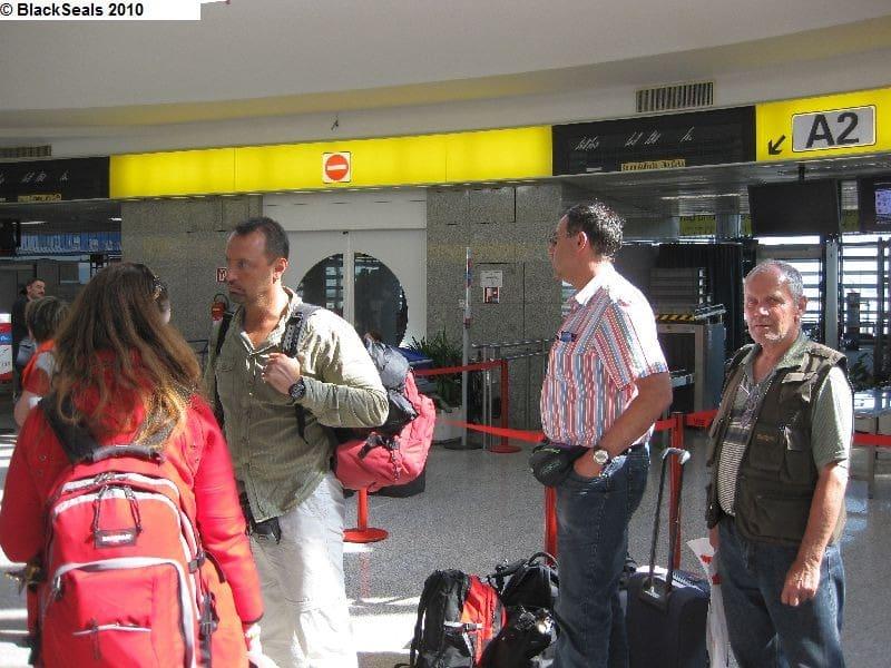 Read more about the article wieder in Österreich – Flughafen Wien