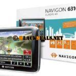 Navigon 6310 Navigationssystem