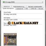 Bass bei 5.1 Anlagen mit Creative Soundkarten unter Windows Vista und Windows 7 aktivieren