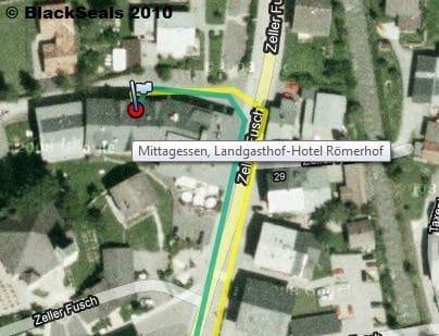 Read more about the article Mittagessen beim Landgasthof-Hotel Römerhof
