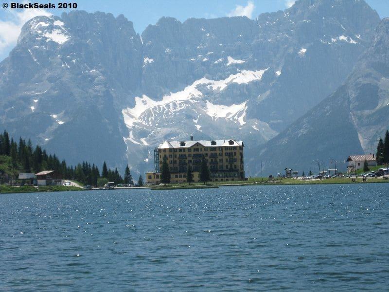 Read more about the article Mittagessen in Quinz – Locanda al lago
