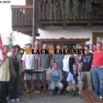 Grillen am Sattlegger's Alpenhof