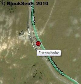 nockalmstrasse_eisentalhöhe_map