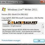 Windows Live Essentials 2011 verfügbar