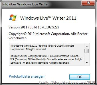 Read more about the article Windows Live Essentials 2011 verfügbar