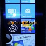 Samsung Omnia 7: so ist Windows Phone 7