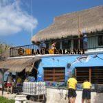 Tauchen auf der Insel Cozumel