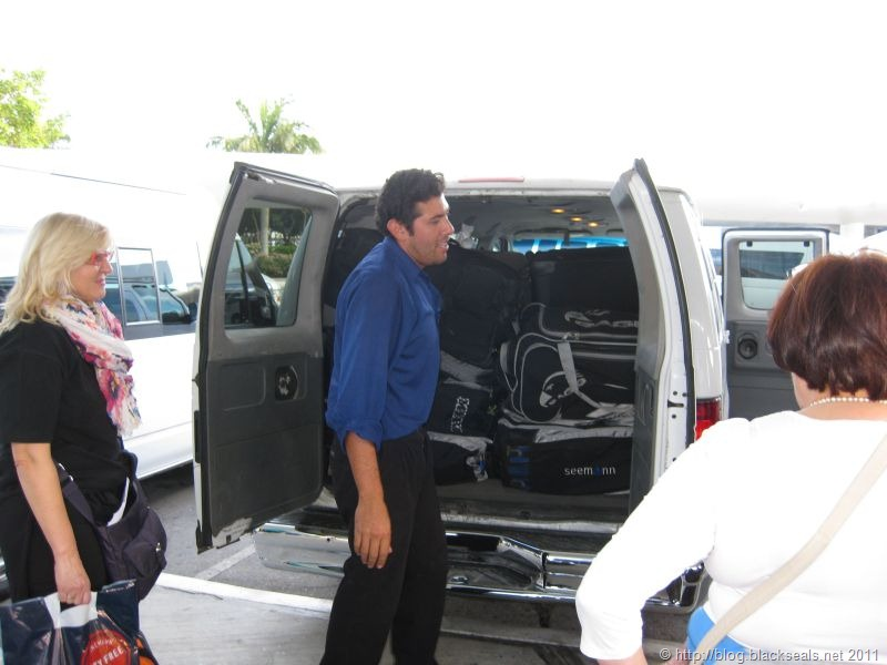 weitere Anreise zum Hotel Iberostar Cozumel