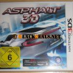 Nintendo 3DS: Asphalt 3D Review