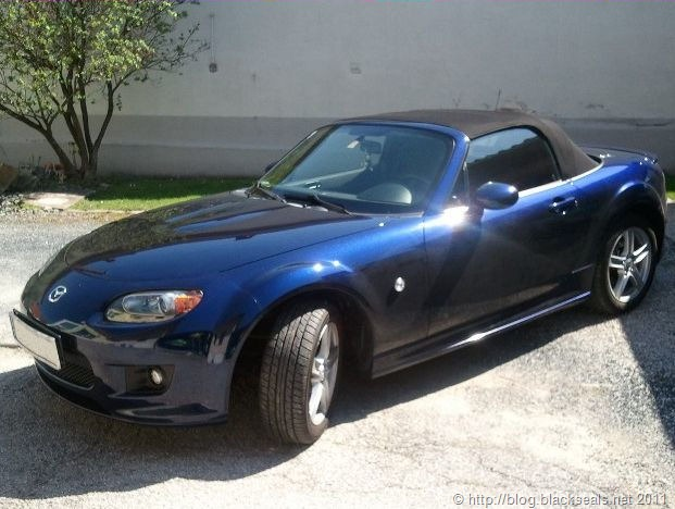 Read more about the article Umbau Mazda MX5 NC: Sportiv