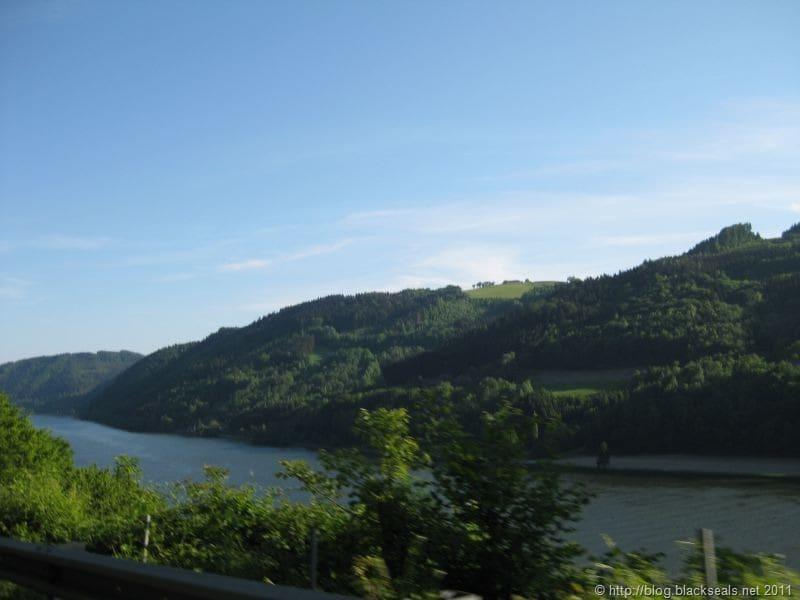 Read more about the article SpringDrive 2011: Bilder der Tour und vom Zwischenstopp