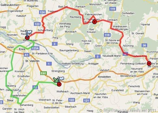 Read more about the article SpringDrive 2011: 73 Fahrzeuge bei der Ausfahrt