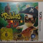Nintendo 3DS: Rabbids 3D Review