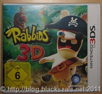 Read more about the article Nintendo 3DS: Rabbids 3D Review