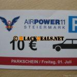 …das war die AIRPOWER 2011