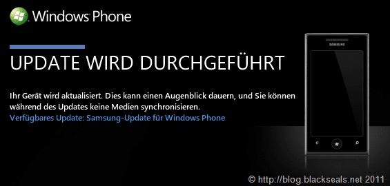 Read more about the article Samsung Omnia 7: Juli beschert neue Firmware