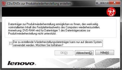 Read more about the article Lenovo X220 Tablet: verschwendeter Speicherplatz