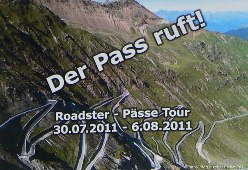 Read more about the article Der Pass ruft: alles hat ein Ende