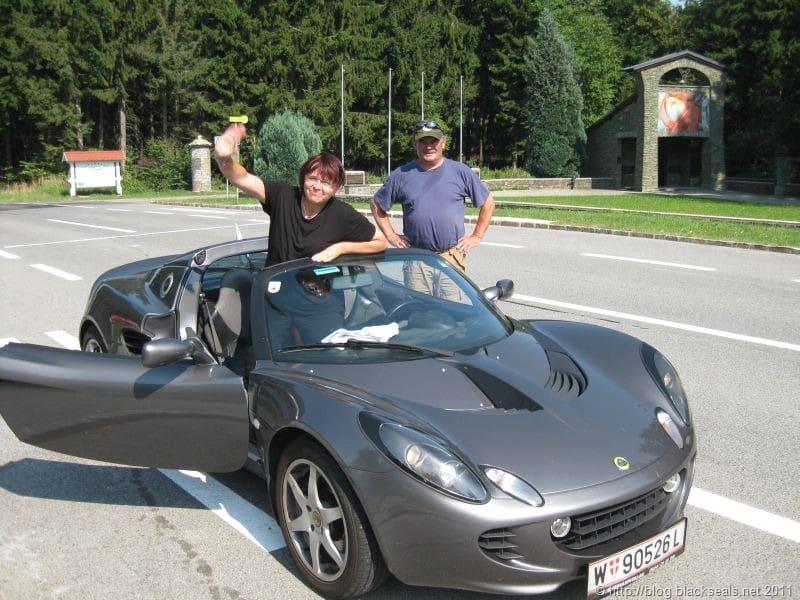 Read more about the article 1. ]B[ Roadster Tour: Fahrertausch