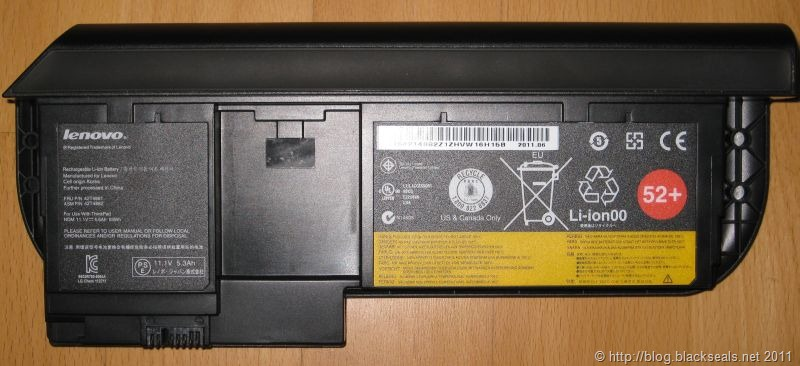 Read more about the article Lenovo Thinkpad X220 Tablet: die Akkuleistung