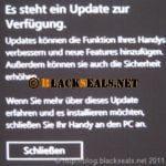 Samsung Omnia 7: Update auf WP7.5 kann losgehen
