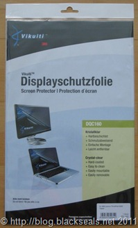 Read more about the article Lenovo X220 Tablet: Displayschutzfolie
