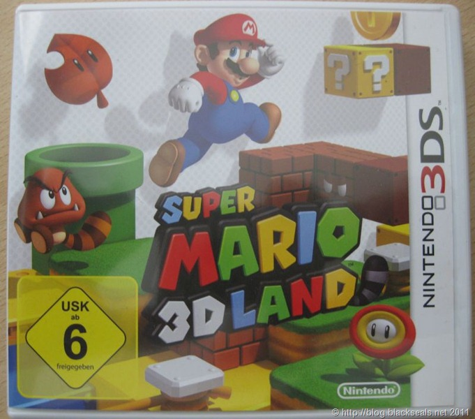 Read more about the article Nintendo 3DS: Super Mario 3D Land