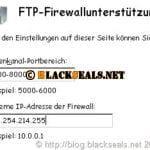 GnuTLS Fehler beim Zugriff auf einen Microsoft FTP(S)-Server