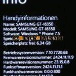 Produktvorstellung: Samsung Omnia W