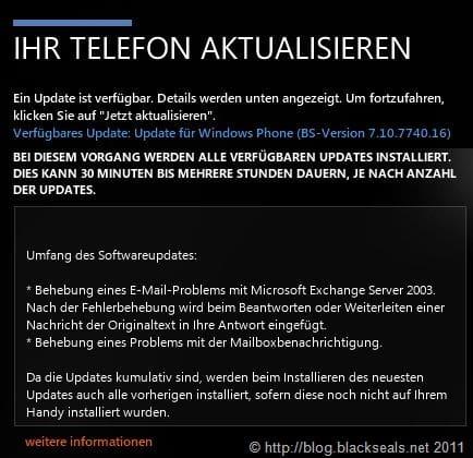Read more about the article Samsung Omnia 7: Exchange Fehlerbereinigung freigegeben