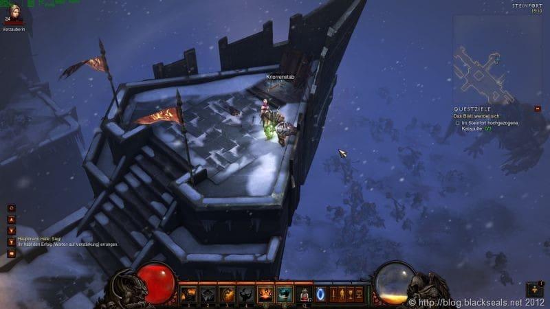 Read more about the article Diablo 3: die letzten Tage im Diablo Universum