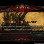 Diablo 3: es geht los