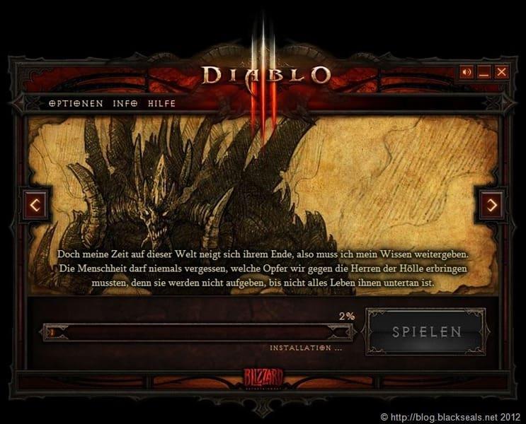 Read more about the article Diablo 3: es geht los