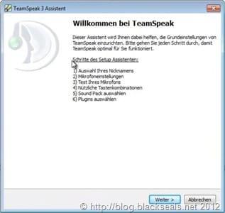 teamspeak_ersteinrichtung
