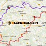 Tag 2: Rothenburg ob der Tauber und Langenburg