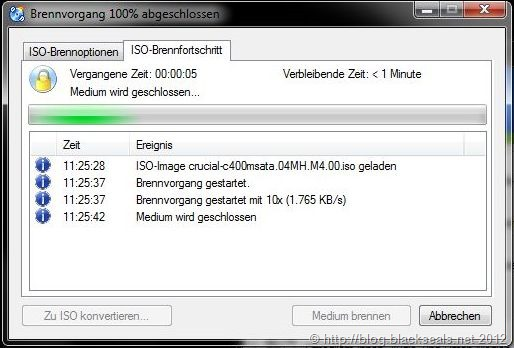 Read more about the article Neue Firmware 040H für Crucial m4 SSD