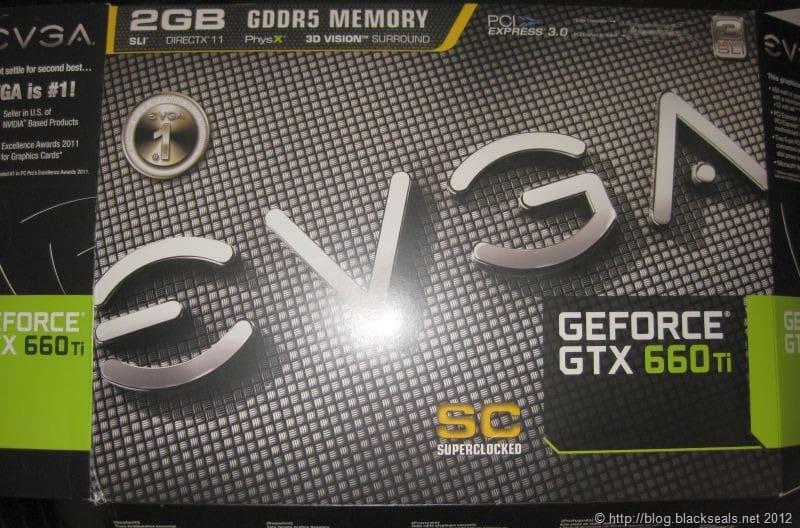 Read more about the article Produktvorstellung: EVGA Geforce GTX 660Ti SC mit Wasserkühlung