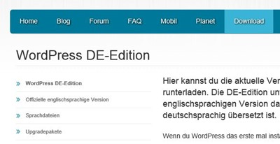 wordpress_de-edition_download